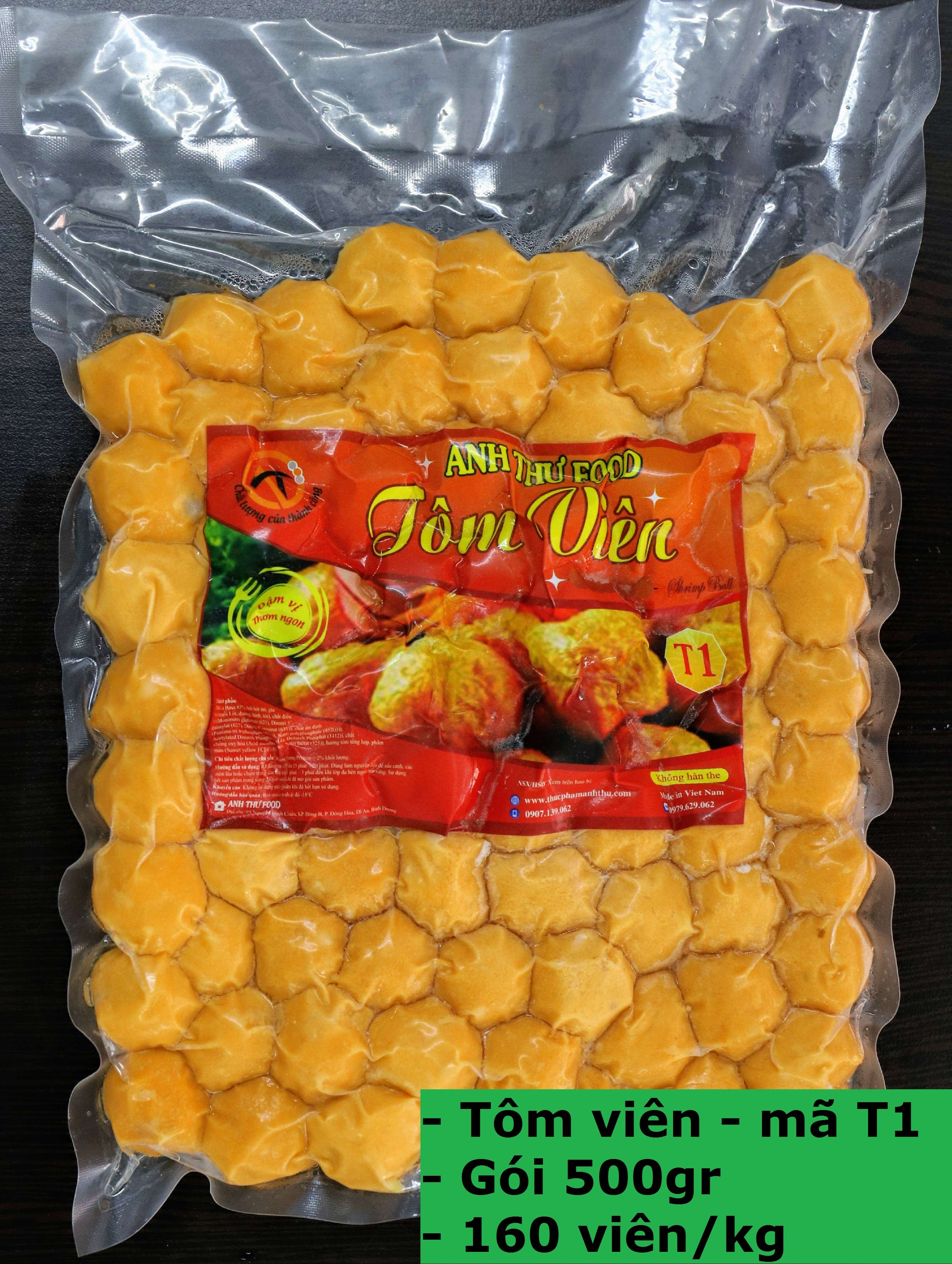 TOM VIEN ANH THU FOOD T1
